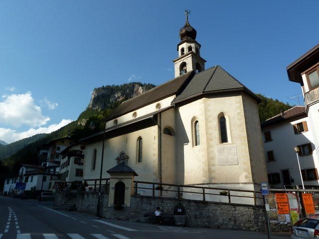 Chiesa Sant'Antonio Abate di Cencenighe