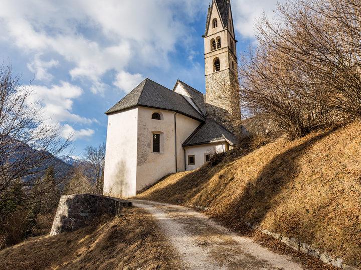 Chiesa di San Simon di Vallada