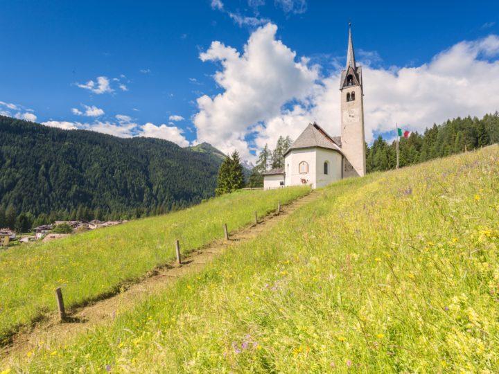 Chiesa della Beata Vergine della Salute di Caviola